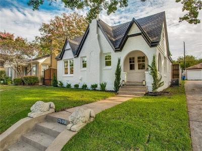 Single Family Home For Sale: 2530 Alco Avenue