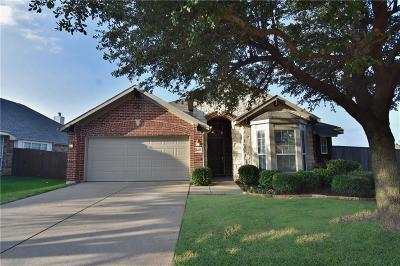 Sachse Single Family Home Active Option Contract: 6423 Holly Crest Lane