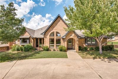 Carrollton Single Family Home Active Contingent: 2913 Cambridgeshire Drive