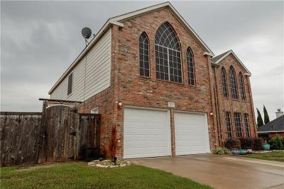 Garland Single Family Home For Sale: 6026 Silverleaf