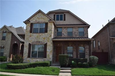 Lewisville Single Family Home For Sale: 1460 Bristol Lane