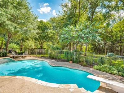 Prosper Single Family Home Active Option Contract: 625 Creek View Drive