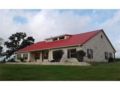 Fairfield Single Family Home For Sale: 107 County Road 210