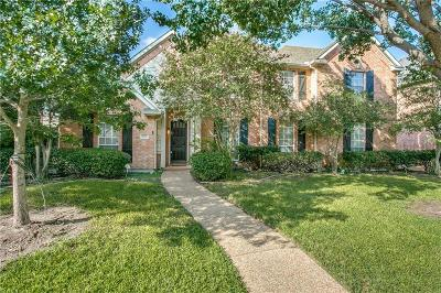 Plano  Residential Lease For Lease: 5825 Misted Breeze Drive