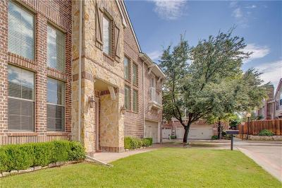 Richardson Townhouse For Sale: 2202 Shady Vista