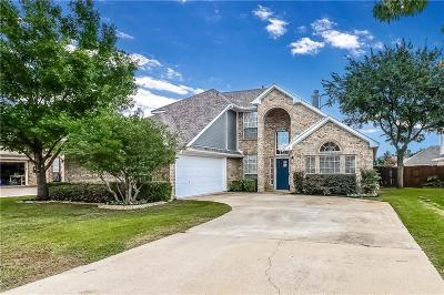 Mansfield Single Family Home For Sale: 5 Equestrian Court