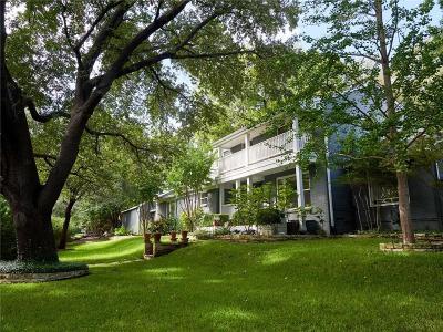Allen, Dallas, Frisco, Plano, Prosper, Addison, Coppell, Highland Park, University Park, Southlake, Colleyville, Grapevine Single Family Home For Sale: 6915 Lakeshore Drive