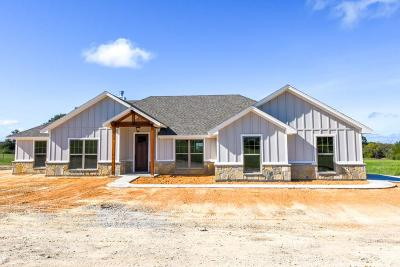 Stephenville Single Family Home For Sale: 1500 County Road 184