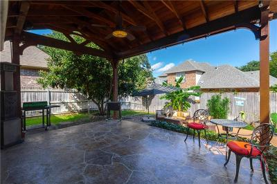 Grapevine Single Family Home Active Option Contract: 2826 W Kimball Avenue
