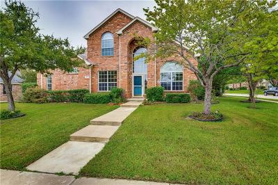 Rowlett Single Family Home For Sale: 5314 Somerset Drive