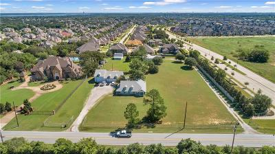 Southlake Residential Lots & Land For Sale: 1975 N White Chapel