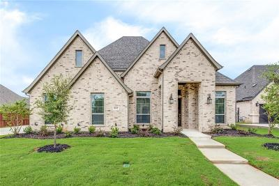 North Richland Hills Single Family Home For Sale: 8345 Saddlebrook Drive