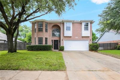 North Richland Hills Single Family Home For Sale: 8313 Southgate Drive