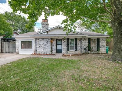Cedar Hill Single Family Home For Sale: 403 Hastings Drive
