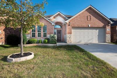 Frisco Single Family Home Active Contingent: 4512 Coney Island Drive
