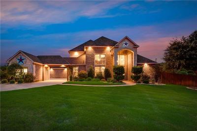 Midlothian Single Family Home Active Option Contract: 4851 Teresa Trail