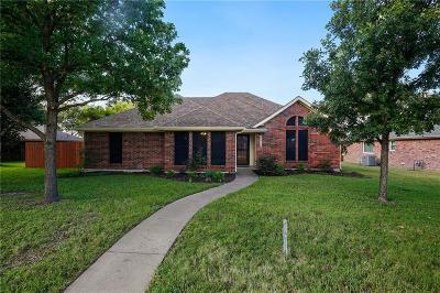 Sachse Single Family Home Active Option Contract: 2316 Highridge Drive