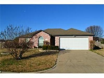 Terrell Single Family Home For Sale: 143 Hamilton Drive