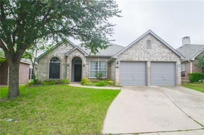 Corinth Single Family Home For Sale: 1618 Knoll Ridge Circle