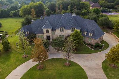 Grayson County Single Family Home For Sale: 1008 Bentbrook Lane