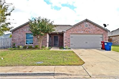 Farmersville Single Family Home For Sale: 508 Clairmont Street
