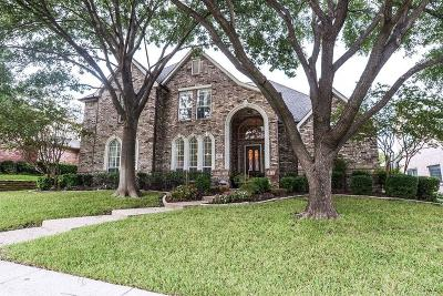 Coppell Single Family Home Active Option Contract: 926 Mallard Drive