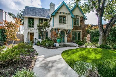 Dallas County Multi Family Home For Sale: 4405 Normandy Avenue