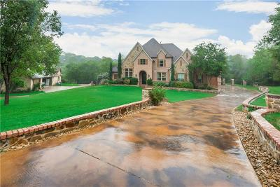 Fort Worth Single Family Home For Sale: 149 Silver Valley Lane