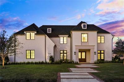 Frisco Single Family Home For Sale: 4150 Newman Boulevard