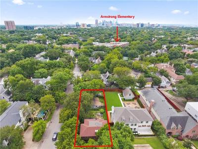 Highland Park Single Family Home Active Option Contract: 5435 Byron Avenue