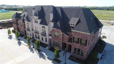 Frisco Townhouse For Sale: 8466 Church Street