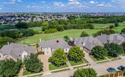 Frisco Single Family Home For Sale: 2354 W Creek Drive