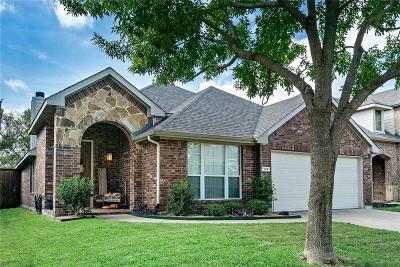 McKinney Single Family Home Active Contingent: 509 Kiowa Drive