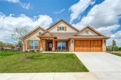 Burleson Single Family Home For Sale: 3320 Greenway Drive