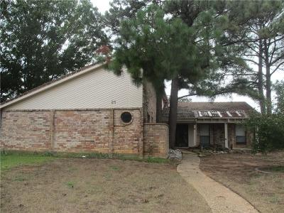 Hickory Creek Single Family Home For Sale: 25 Indian Trail