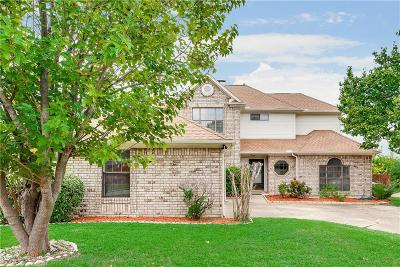 Mesquite Single Family Home For Sale: 527 Meadowcreek Drive