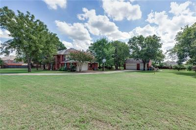 Southlake Single Family Home For Sale: 1604 Burney Lane