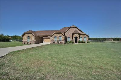Fort Worth Single Family Home For Sale: 5673 Sledge Loop