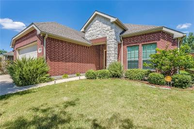 McKinney Single Family Home Active Contingent: 5224 Bear Valley Drive