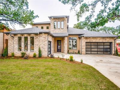 Coppell Single Family Home For Sale: 516 Oak Grove Lane