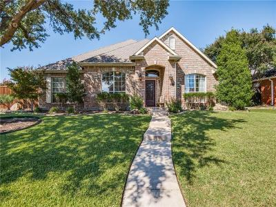 Carrollton Single Family Home Active Contingent: 2545 Lands End Drive