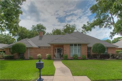 Fort Worth Single Family Home For Sale: 6701 Meadows West Drive S