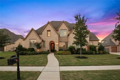 Southlake TX Single Family Home For Sale: $1,014,500