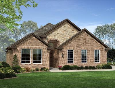 Midlothian Single Family Home For Sale: 3206 Burgundy Lane