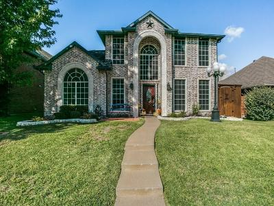 Frisco Single Family Home Active Option Contract: 11612 Charlotte Lane