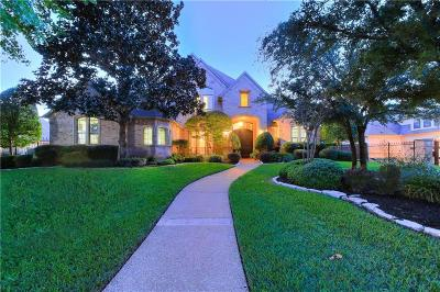 Southlake Single Family Home Active Option Contract: 604 Park Place Court