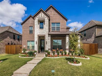 Rockwall Single Family Home For Sale: 1596 Mannheim Drive