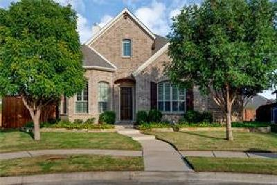 Allen Single Family Home For Sale: 719 Cougar Drive