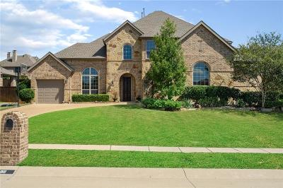 Prosper Single Family Home For Sale: 911 Hawthorn Drive