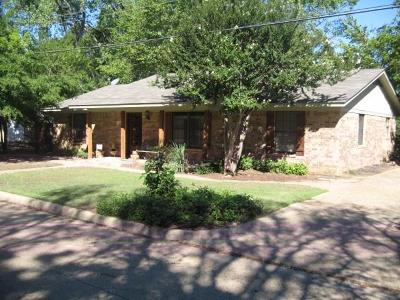 Canton TX Single Family Home For Sale: $165,000